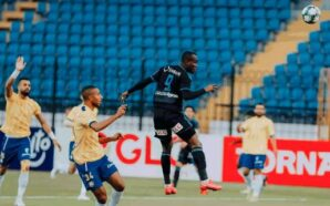 Ismaily knocked out of Egypt Cup by John Antwi