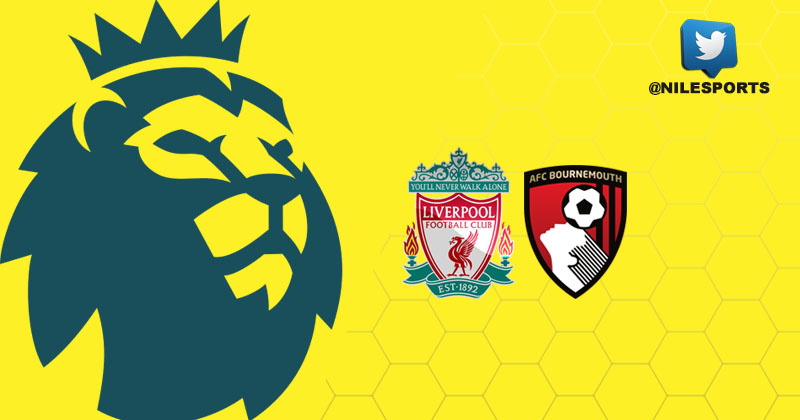 Liverpool v Bournemouth