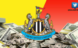 Newcastle might be the richest Club in the Premier League…