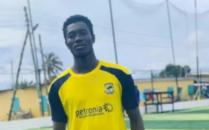 Ghanaian player drowns in a swimming pool in Denmark.