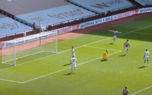 Trezeguet scores twice for Aston Villa against Crystal Palace