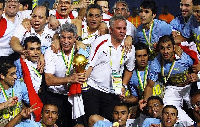 Egypt African Cup Winners