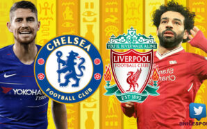 LIVE: Chelsea v Liverpool | English Premier League
