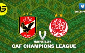 LIVE: Al Ahly v Wydad | CAF Champions League Semi-Final