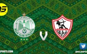LIVE: Raja v Zamalek | CAF Champions League Semi-Final