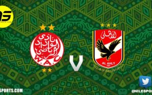 LIVE: Wydad v Al Ahly | CAF Champions League