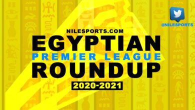 Egyptian League Round up