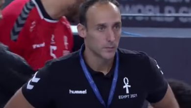 Egypt Handball Coach