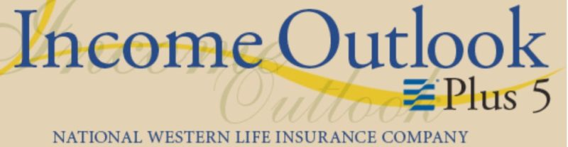 National Western Life Annuity Income Outlook Plus 5