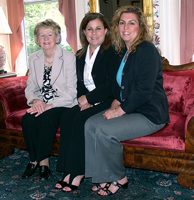 Mary Segalla, Jil Sullivan, AnnMarie Cox