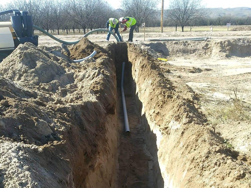 hydro excavation in el paso