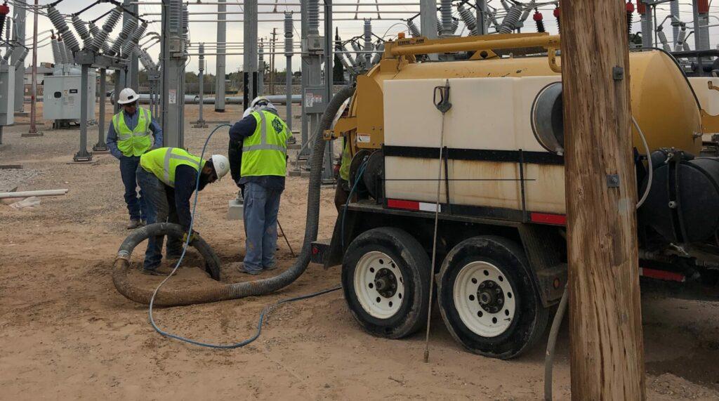 LB & Sons Drilling, Fences & Concrete
