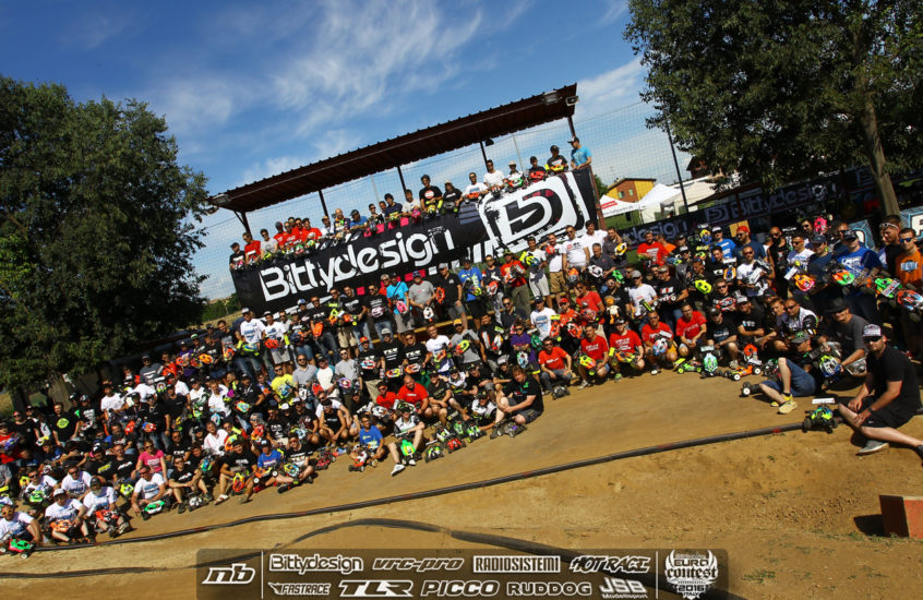 JQRacing Successful at Bitty Euro Contest