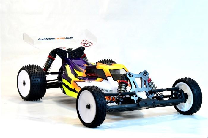 JQ + PR Racing = 1:10th Scale