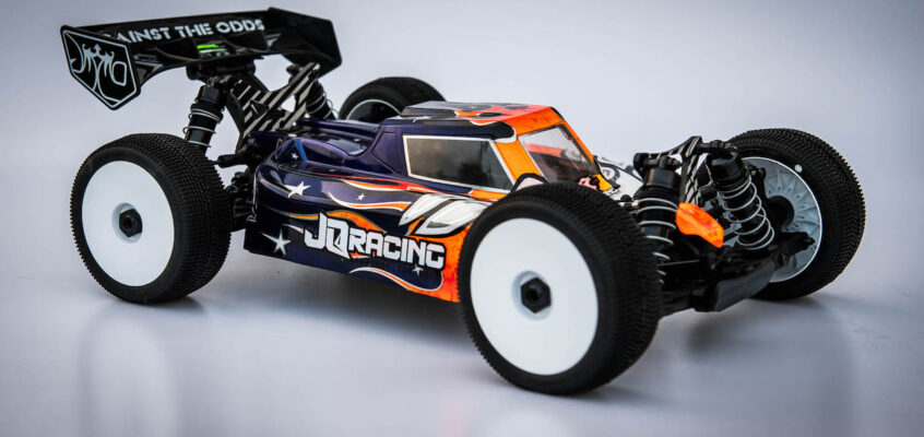JQRacing BLACK Edition eCar Released!