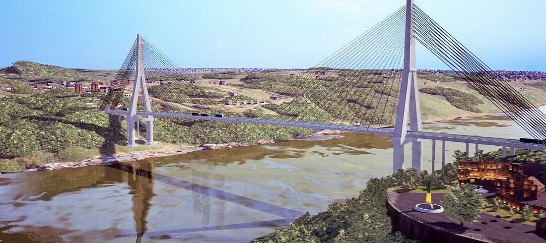 Brazil-Paraguay Seconf Bridge Plan