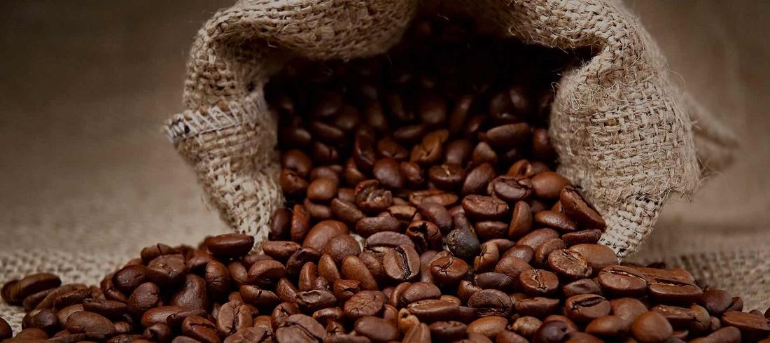 Exportação brasileira de café