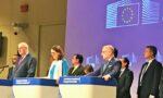 "União Europeia e Mercosul fecham acordo histórico"" is locked União Europeia e Mercosul fecham acordo - Mercosur - EU (European Union) Free Trade Agreement"