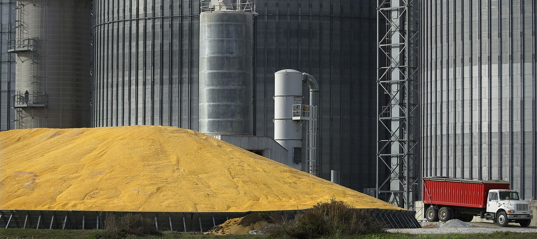 corn exports - ADM