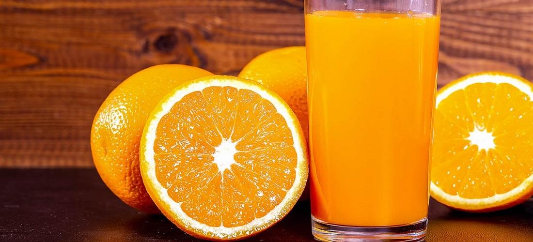 Exportações de suco de laranja (orange juice exports)