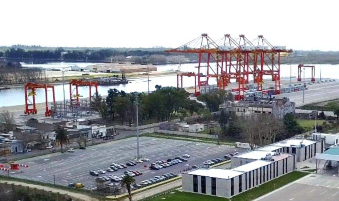 Tecplata Container Terminal