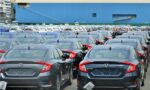exportações de automóveis