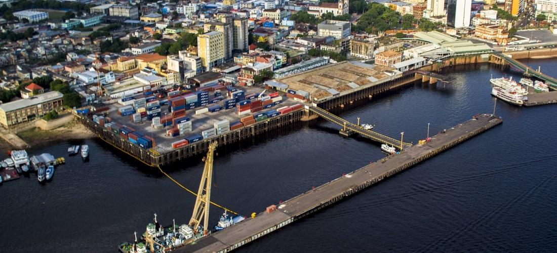 Ampliação do Porto de Manaus
