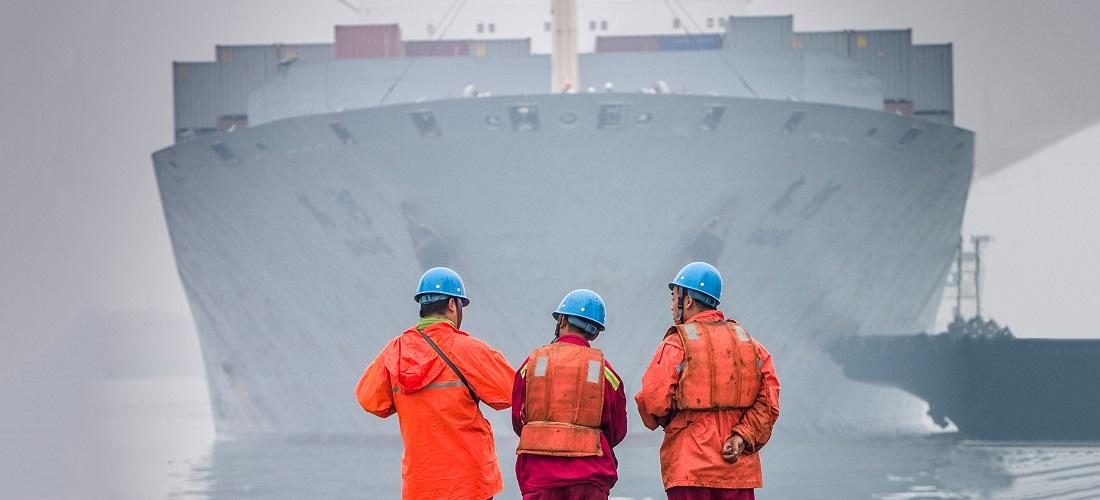 Covid 19: Profissionais do transporte marítimo internacional ...