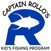 Logo NPO - Captain Rollo's Kid's Fishing Program