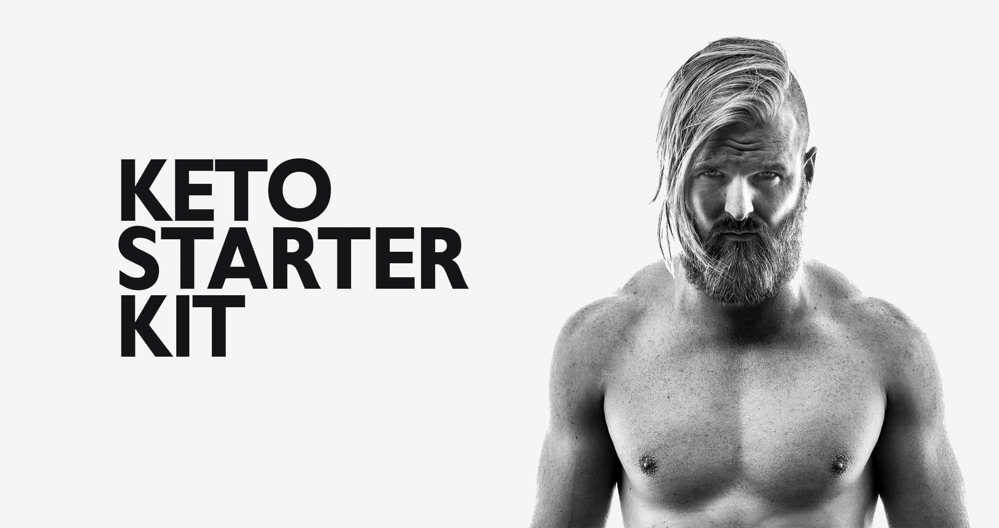 The Ultimate Keto Starter Kit: Ketogenic Diet Starter Guide