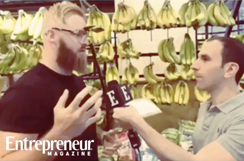 One Big Mistake : Interview on Entrepreneur Magazine