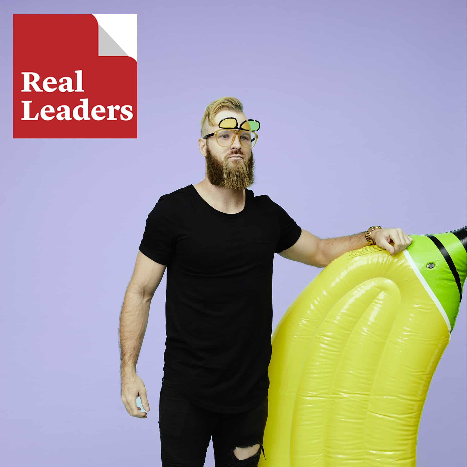 Podcast Conversation : Real Leaders Podcast On What It Takes