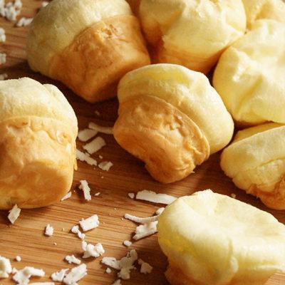 Brazilian Cheese Bread - Pao de Queijo