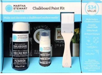 vintage cabinet door chalkboard paint kit (2)