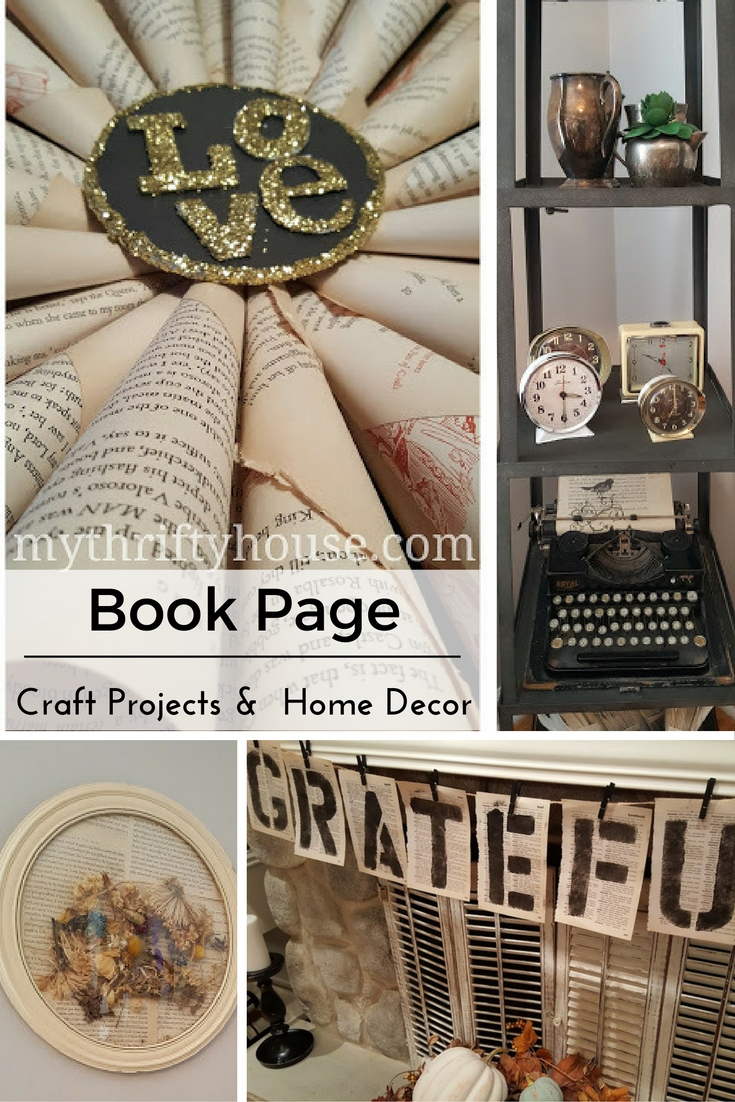 book-page-craft-projects-and-home-decor