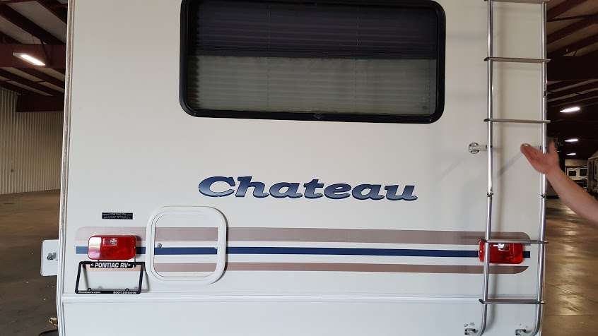 chateau-bryant-rv-ladder-to-the-rooftop-deck