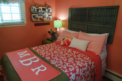 Budget friendly teenage girl bedroom makeover