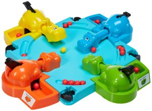 classic toys and games Hungry Hippos