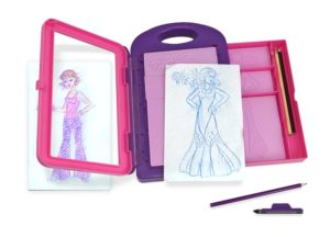 classic toys and games fashion plates
