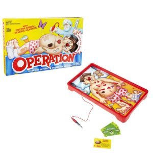 classic toys and games operation