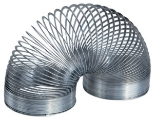 classic toys and games slinky