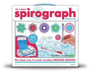 classic toys and games spirograph