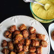 Pretzel Mustard Dip Recipe