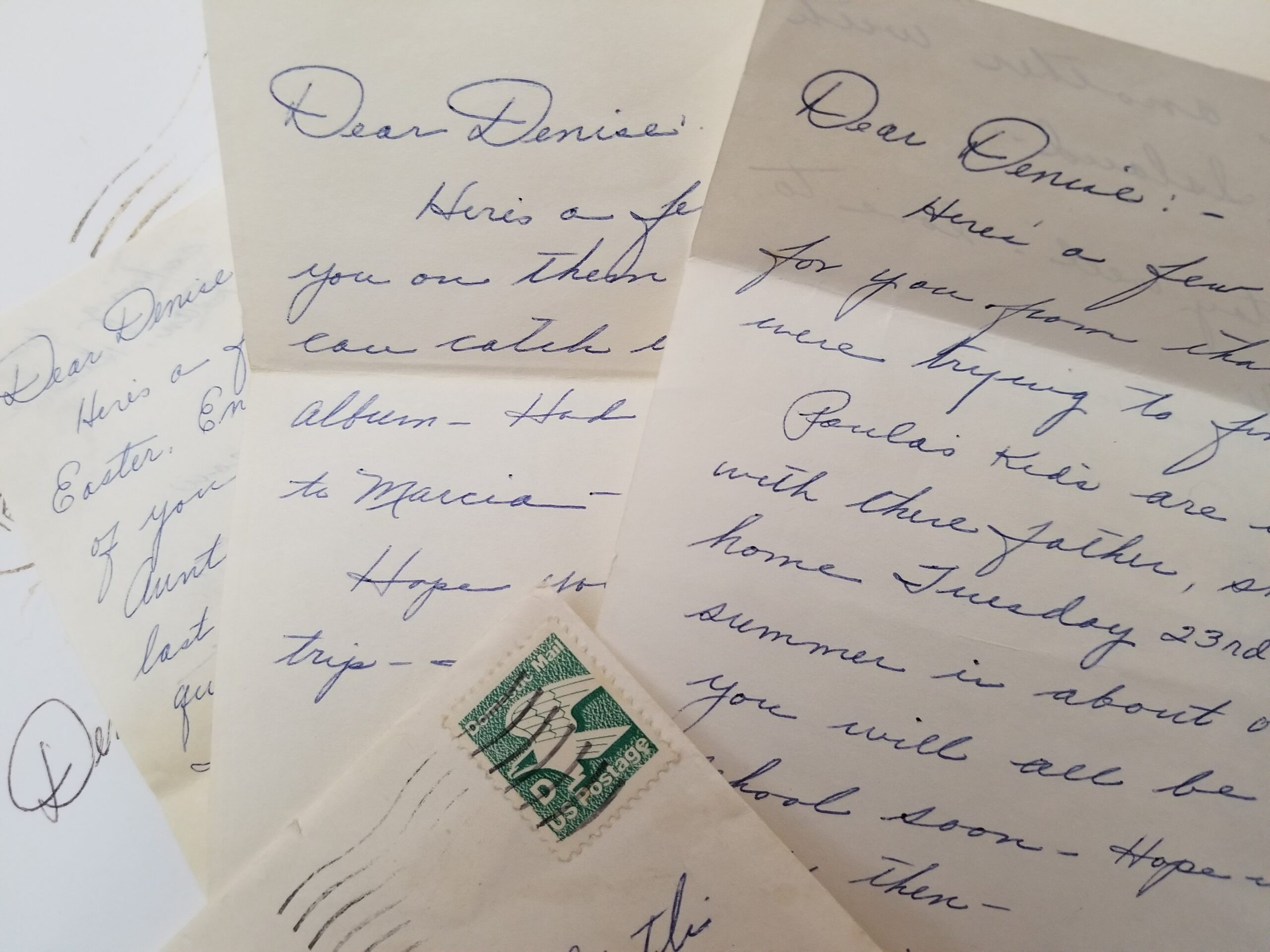 Letters from Grandma