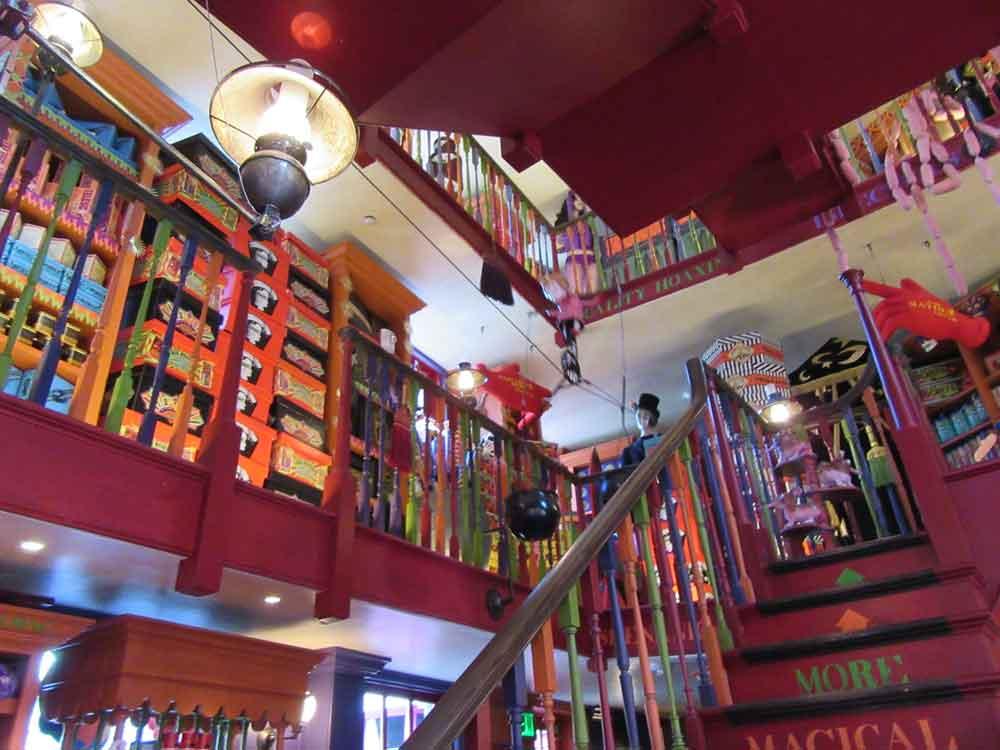 Weasley's shop