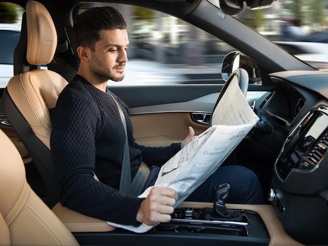 Volvo-autonomous-cars-drive-me-london