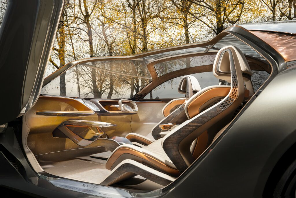 Bentley continues to focus on becoming the most sustainable luxury automotive manufacturer via Carsfera.com