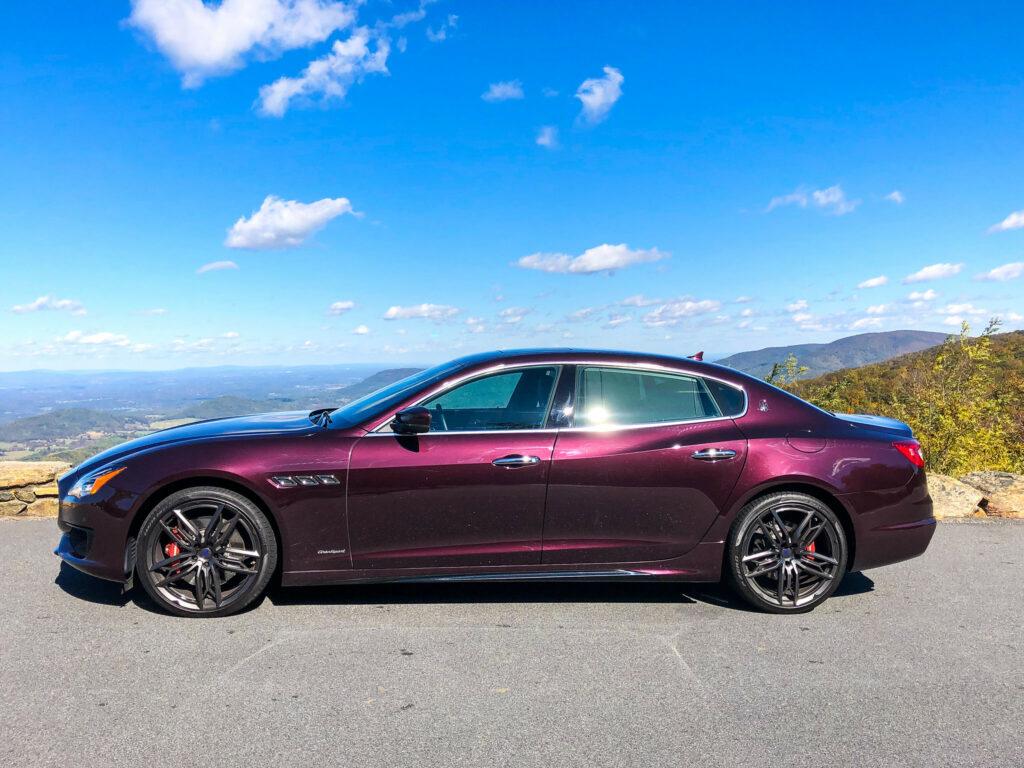 The Sartorially Inspired 2019 Maserati Quattroporte GTS GranSport via Carsfera.com