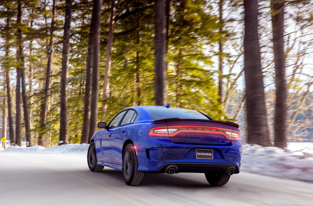 MEET THE WINTER WARRIOR: NEW 2020 DODGE CHARGER GT AWD via Carsfera.com