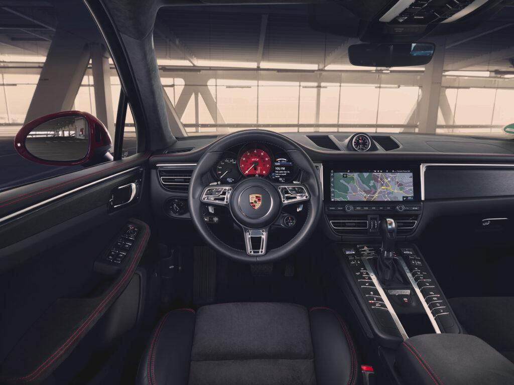 2020 Porsche Macan GTS via Carsfera.com